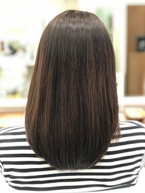 最近の美髪常識